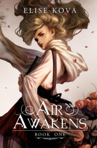 Air Awakens Cover Cover Reveal