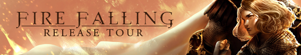 Fire Falling Release Tour Banner
