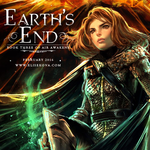 Earth's End 3