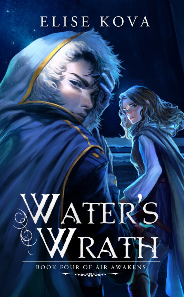 Water's Wrath Cover Only