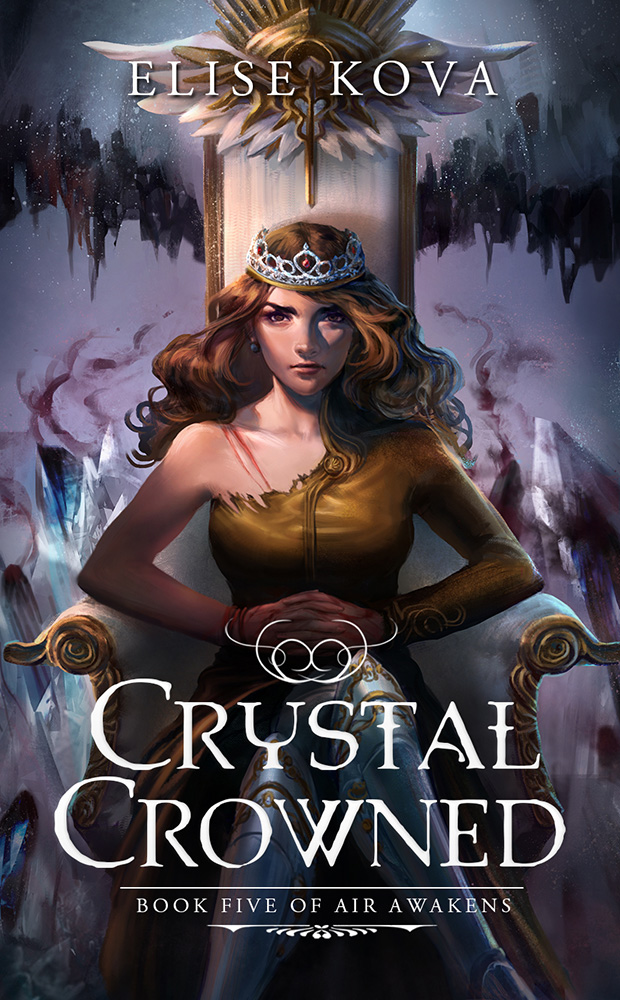 Crystal Crowned Cover sm