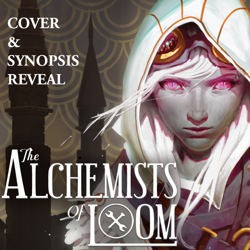 The alchemists of loom cover synopsis reveal fandeluxe Choice Image