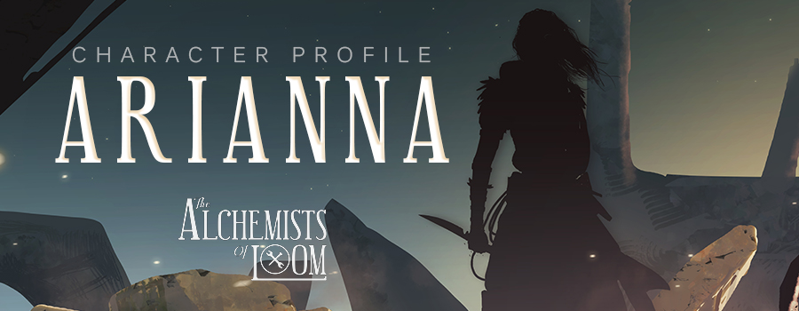 Character Profile Arianna