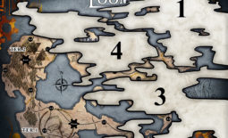 Map of Loom – Section 2 Unveiled