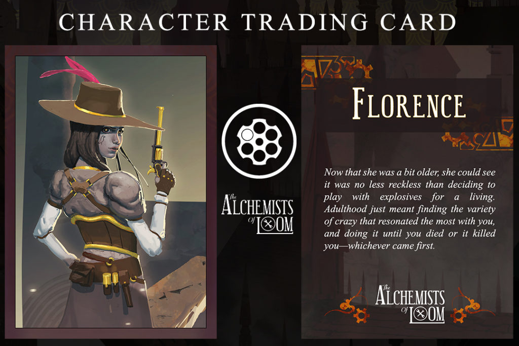 florence-character-trading-card