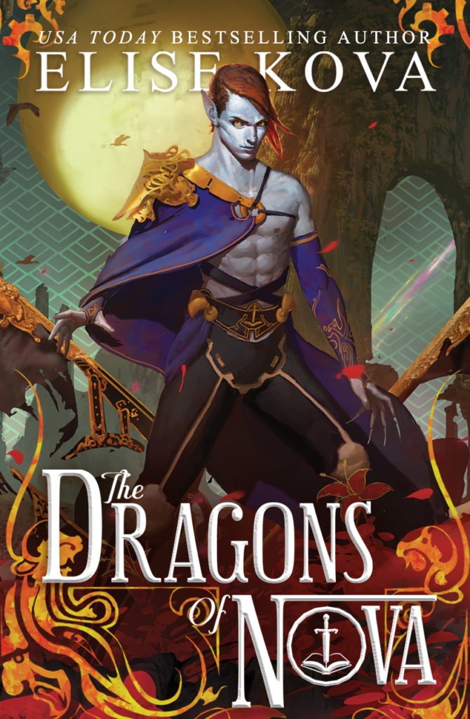 The Dragons of Nova Cover