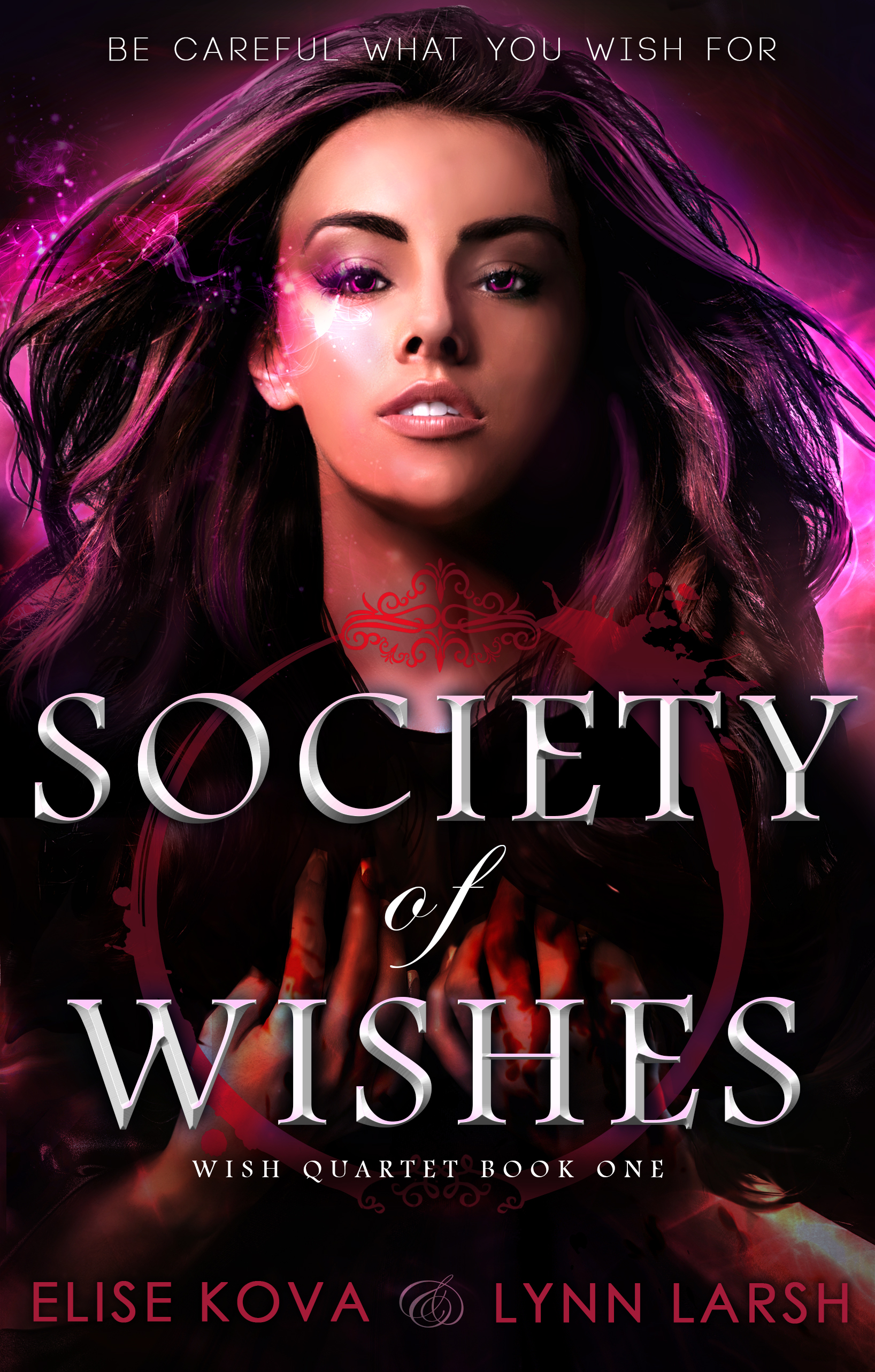 Society of Wishes Cover Painted v3