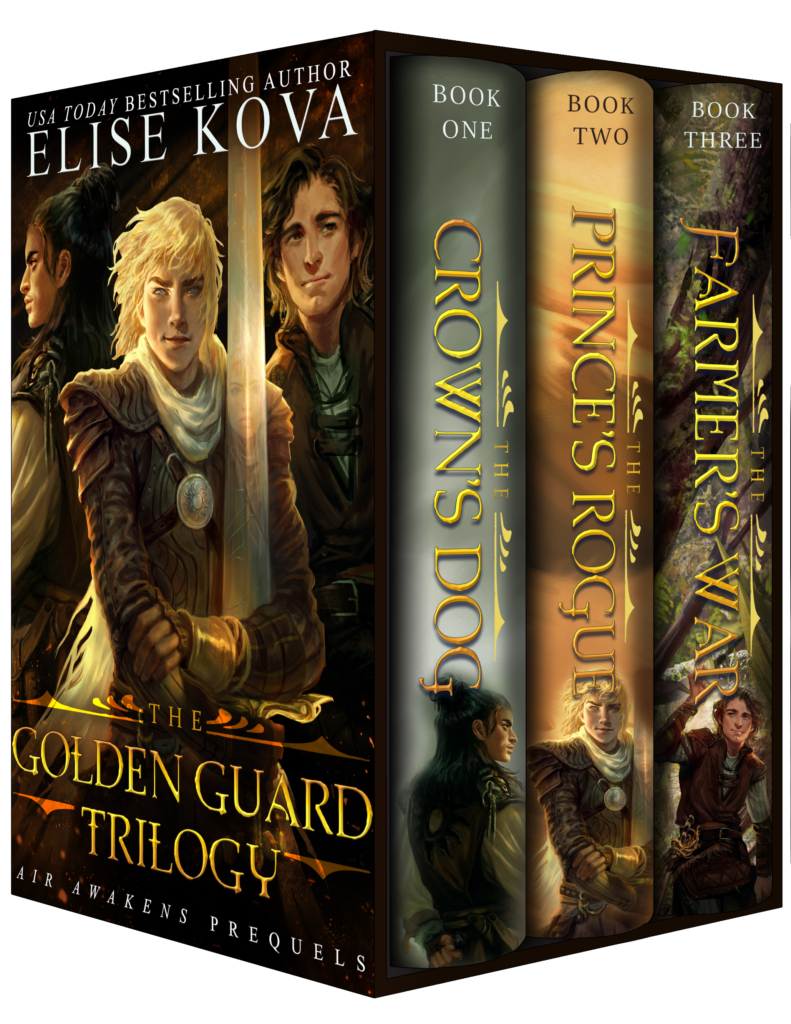 Boxed Set GG 3 Books