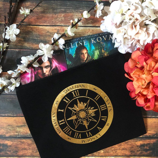 Designed and sold by Bookish Bag ~ LIMITED EDITION