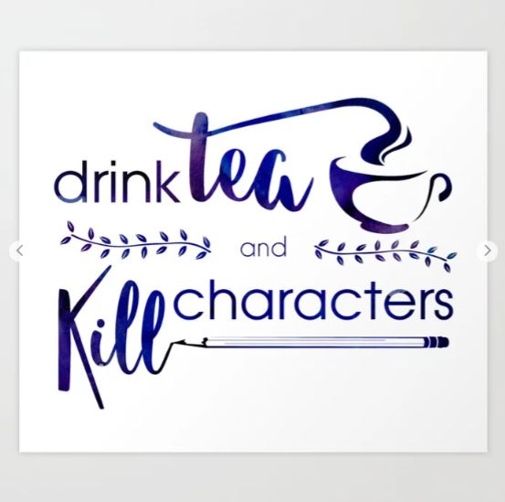 Drink Tea and Kill Characters