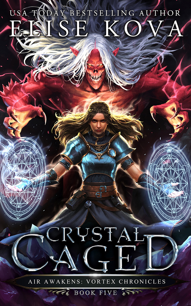 Crystal Caged eBook v1 sm