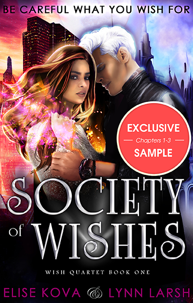 Society of Wishes Cover Painted v5 exclusive sample sm