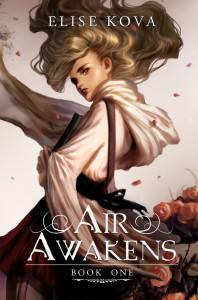 Air Awakens Cover Cover Reveal