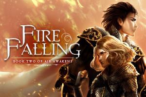 fire falling square