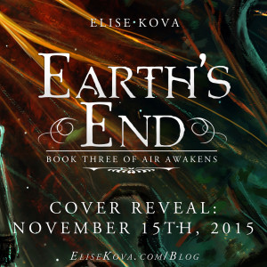 Earth's End Cover Reveal Teaser