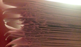 dog eared pages