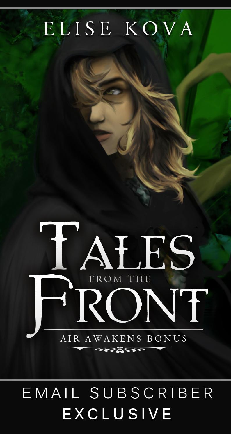 Elise Kova Fantasy Author
