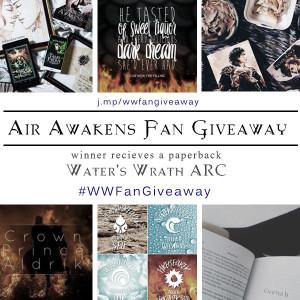 WW Fan giveaway
