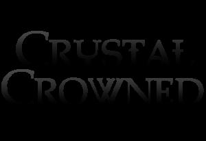 Crystal Crowned Text Dark