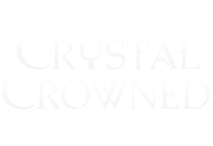 Crystal Crowned Text Light