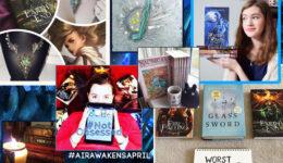 Air Awakens April Recap Banner