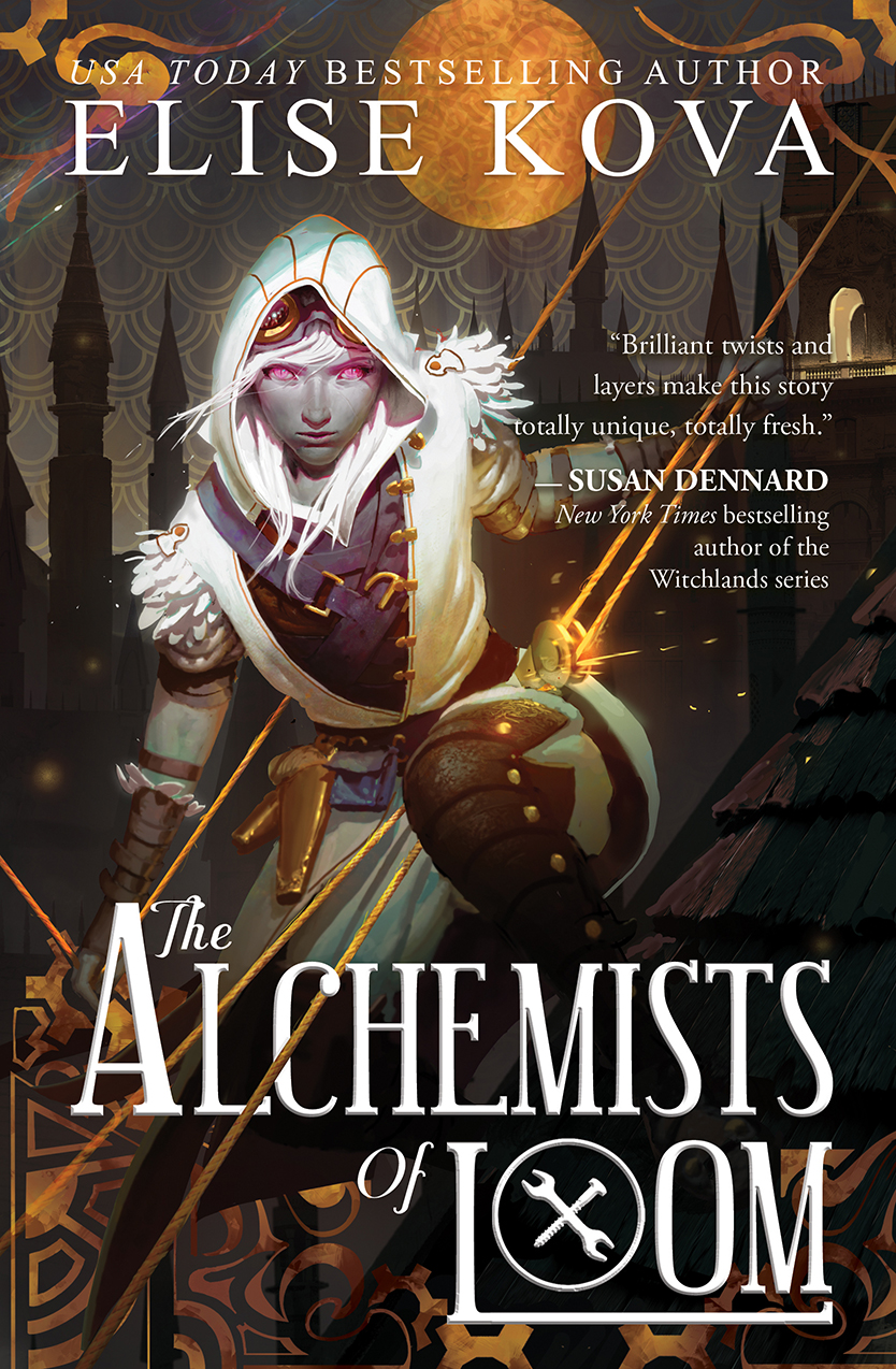 The Alchemists of Loom (Loom Saga, #1) Copy