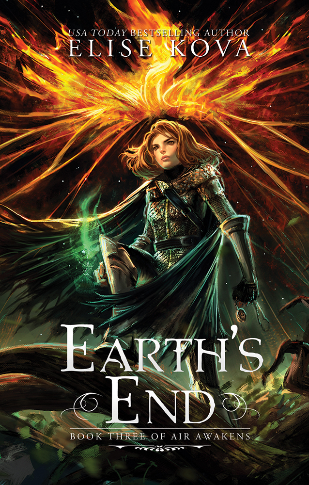 Earth's End, Book Three