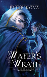 Water's Wrath Cover Only 7-22sm
