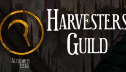 Harvesters mini banner