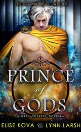 Prince of Gods Cover sm
