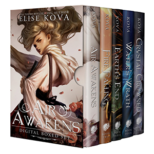5 Books for $9.99Sword and SorceryFantasy Romance