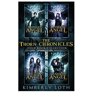 5 Books for $9.99 Angels Paranormal & Urban Fantasy