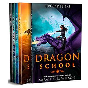 5 Books for $9.99 Sword & Sorcery Epic Fantasy