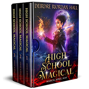 3 Books for $4.99Regular Price $6.99Witches & Mythical CreaturesFantasy Romance