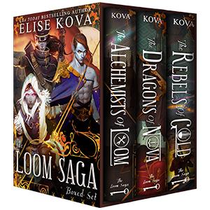 3 Books for $9.99Steampunk DragonsDark Fantasy