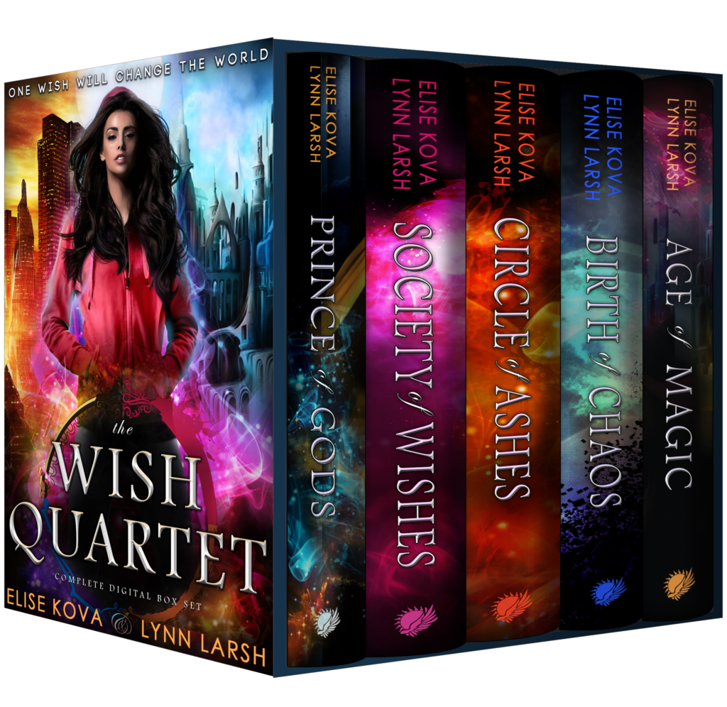 Age of Magic (Wish Quartet, #4)