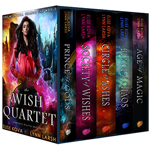5 Books for $9.99 Witches & Forgotten Gods Paranormal Romance