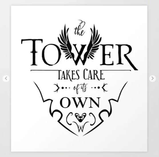 Air Awakens Tower Motto