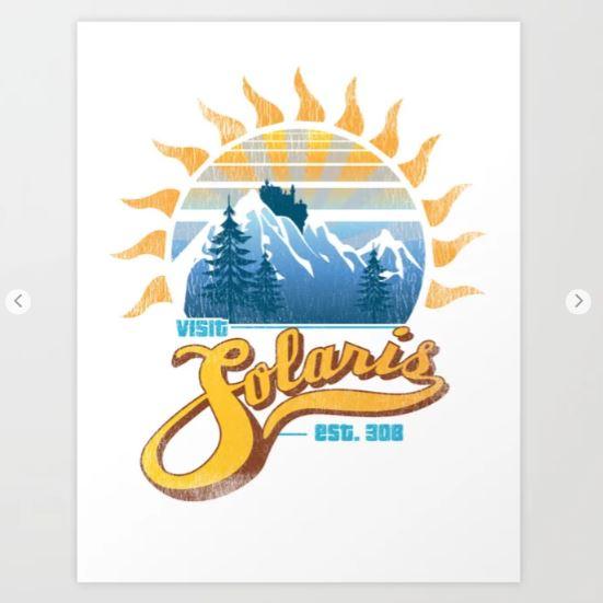 Visit Solaris Retro Design