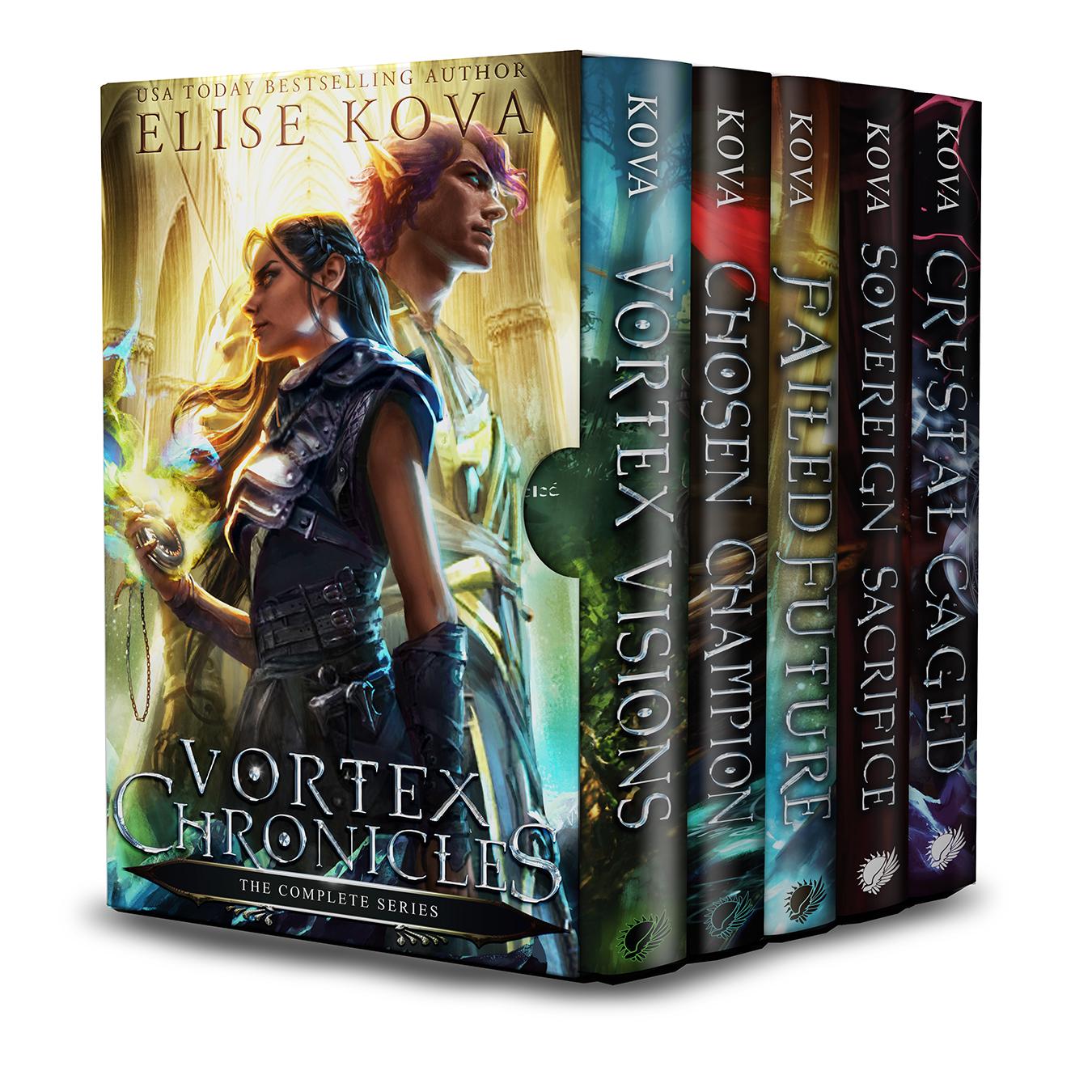 Vortex Chronicles Box Set