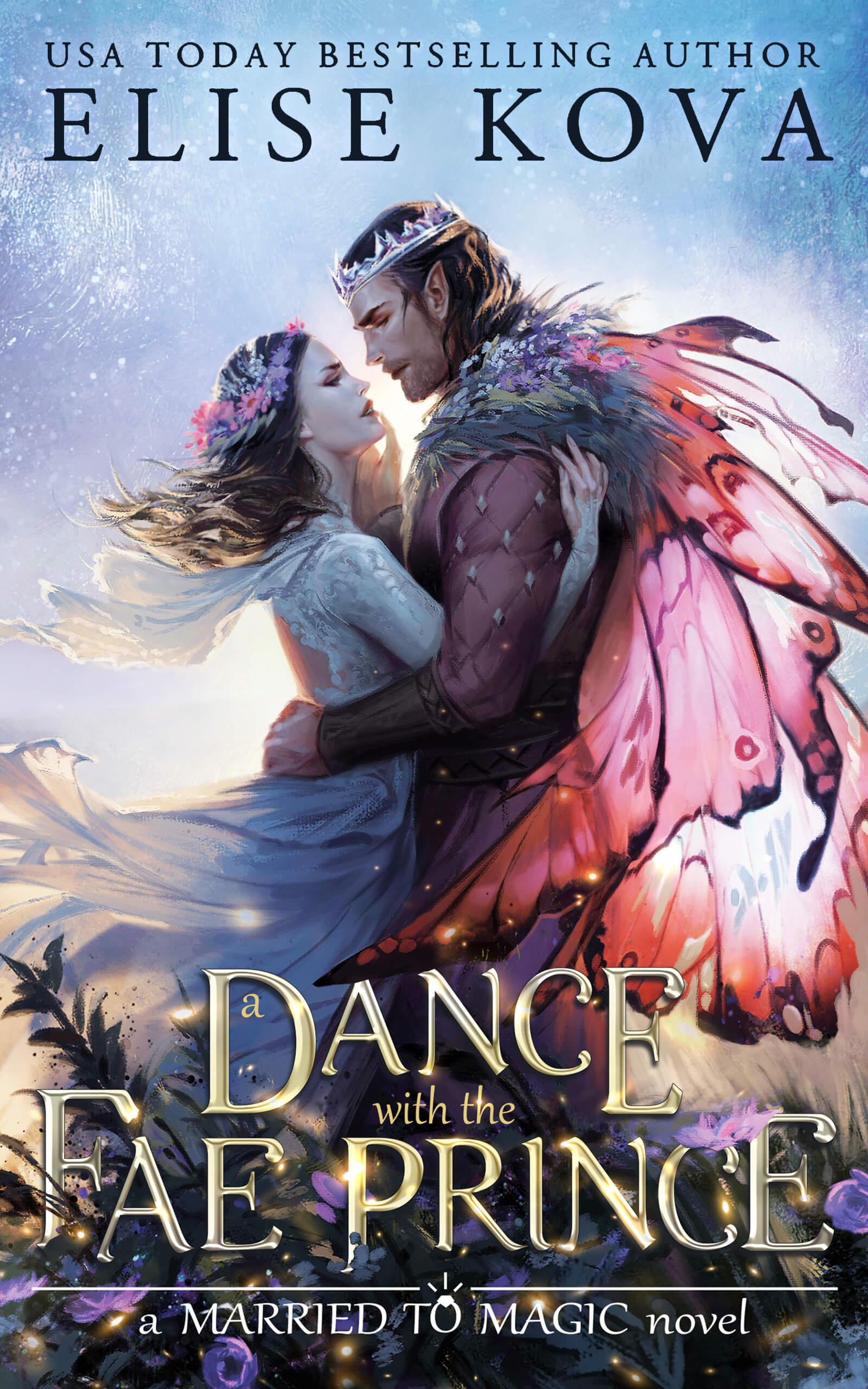A Dance with the Fae Prince eCover v1sm
